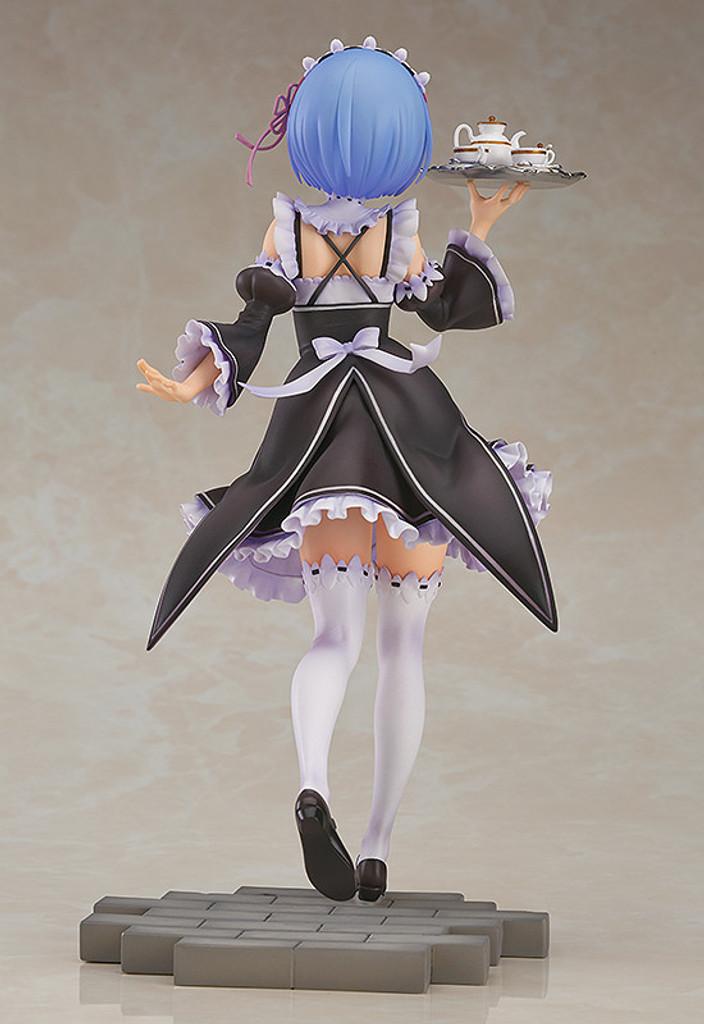 Good Smile Company Re: Zero Rem 1/7 Scale Action Figure (Re: Zero Kara Hajimeru Isekai Seikatsu)