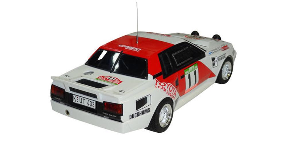 Aoshima 03142 Toyota TA64 Celica '84 Portugal Rally Ver. 1/24 scale kit