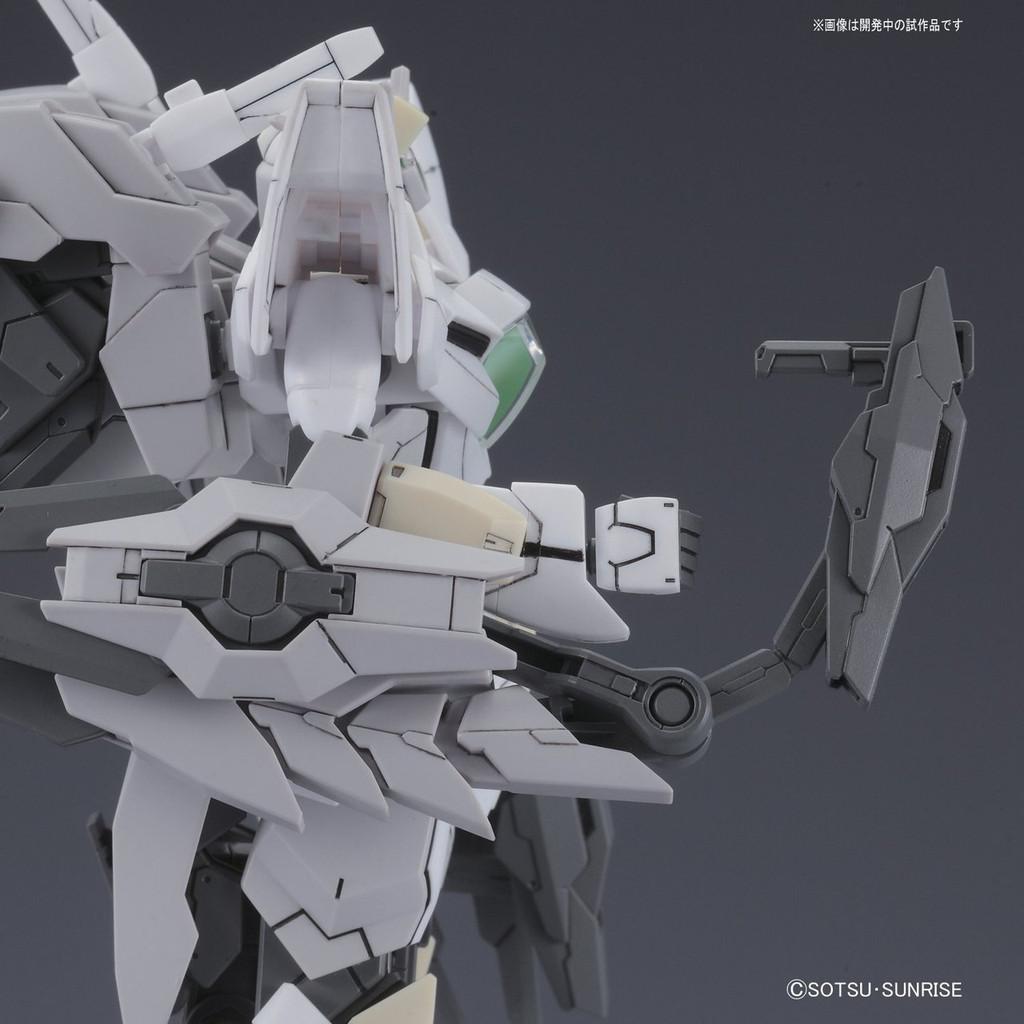 Bandai HG Build Fighters 063 REVERSIBLE GUNDAM 1/144 scale kit