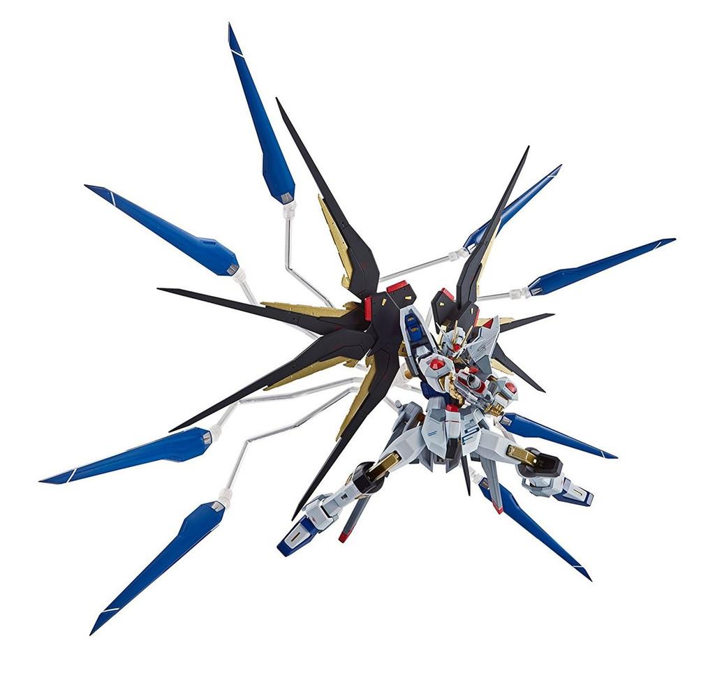 Bandai 208433 Metal Robot Tamashii <SIDE MS> Strike Freedom Gundam Figure
