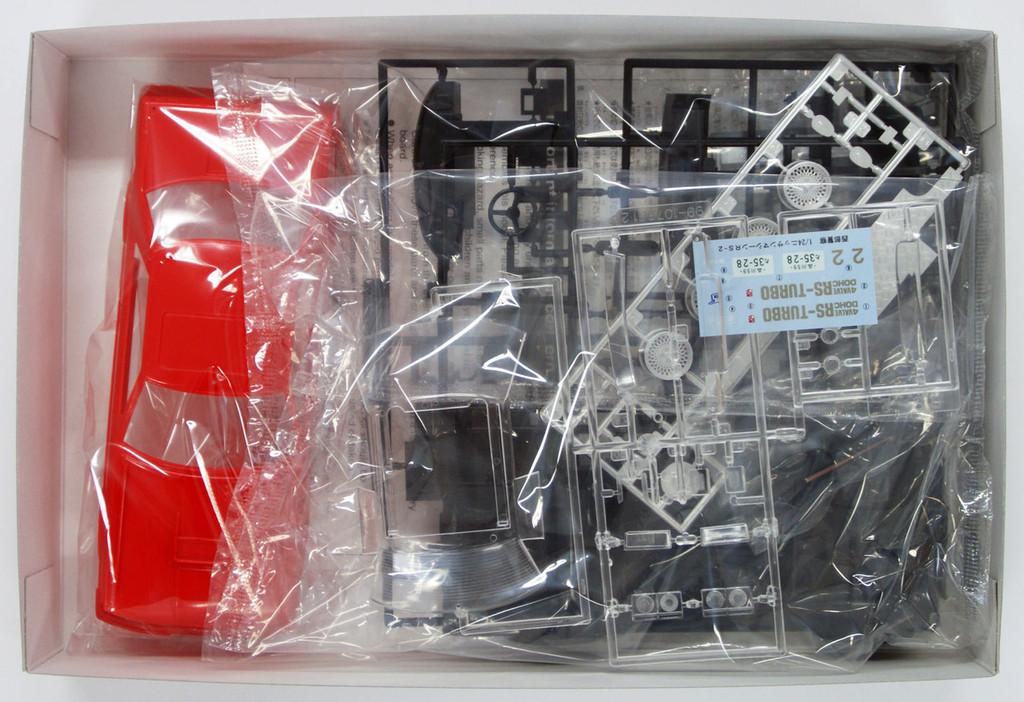 Aoshima 15162 Machine RS-2 (Seibu Keisatsu) 1/24 scale kit