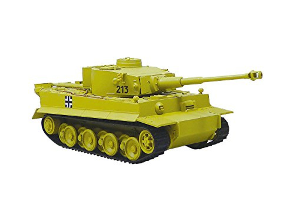 Aoshima 12475 RC AFV Series No. 15 Tiger I Early Productions 1/48 Scale Kit