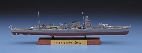 Hasegawa CH118 Japanese Navy Heavy Cruiser Kako Full Hull 1/700 scale kit