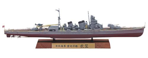 Hasegawa CH119 Japanese Navy Heavy Cruiser Kinugasa Full Hull 1/700 Scale Kit