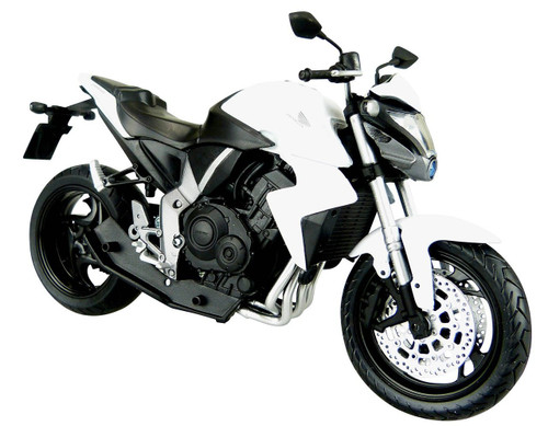 Aoshima Skynet 91890 Honda CB1000R (White) 1/12 scale