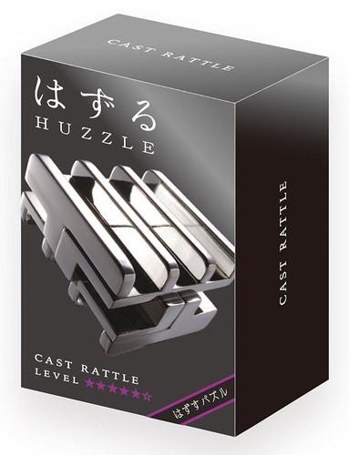 Hanayama Cast Huzzle (Puzzle) Cast RATTLE