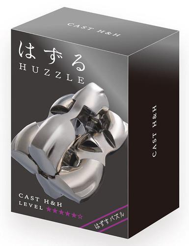 Hanayama Cast Huzzle (Puzzle) Cast H&H