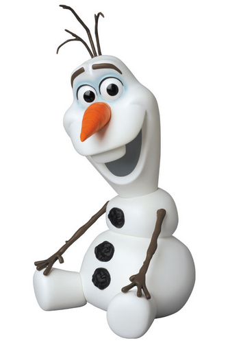 Medicom VCD-232 Disney Olaf from Frozen