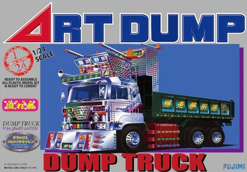 Fujimi TR5 Art Dump (Reprinted Edition) 1/24 scale kit