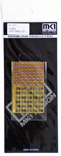 MK1 Design MS35023 1/350 IJN Photo Etched Life Ring Set