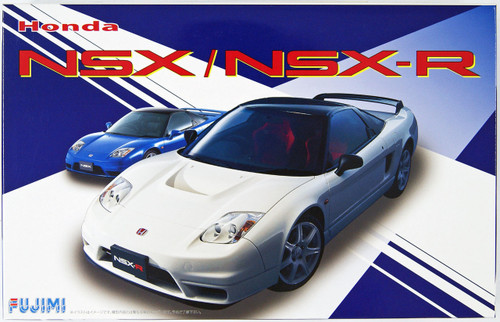 Fujimi ID-38 Honda NSX/ NSX-R 1/24 Scale Convertible kit