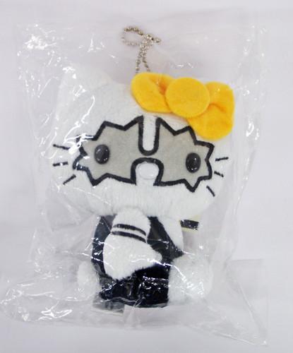 Medicom MLE KISS x HELLO KitTY Plush Doll The Spaceman 4530956306735