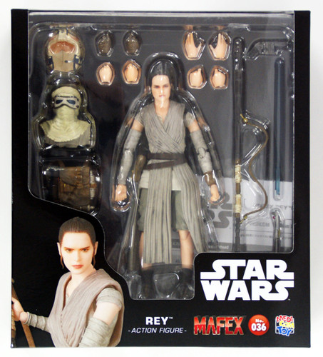 Medicom MAFEX 036 Rey from Star Wars: The Force Awakens Figure 4530956470368