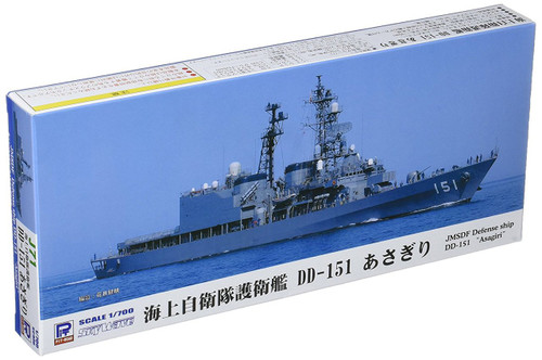 Pit-Road Skywave J-71 JMSDF Defense Ship DD-151 Asagiri 1/700 Scale Kit