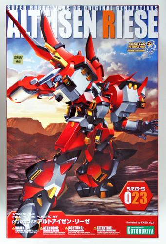 Kotobukiya KP42 Super Robot Wars OG PTX-003-SP1 Alteisen Riese 1/144 scale kit