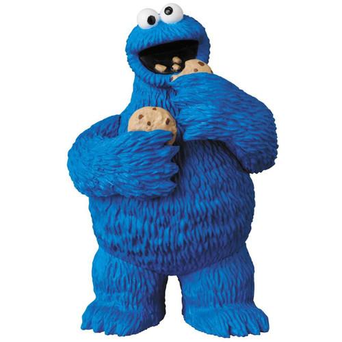 Medicom UDF-327 Ultra Detail Figure Sesame Street Cookie Monster