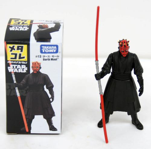 Takara Tomy Disney Star Wars Metakore Metal Figure #13 Darth Maul 841685