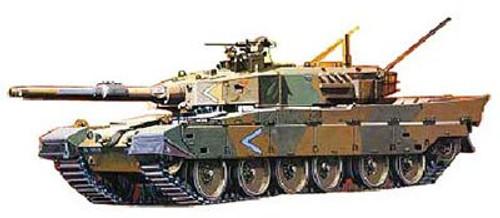 Fujimi SWA03 Special World Armor JGSDF Type 90 Tank 1/76 scale kit