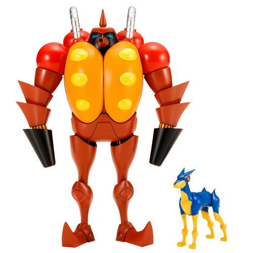 Kotobukiya 108183 KP418 Showa Mokei ShOnen Club Flamethrower Robot Non-Scale Kit