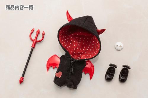 Kotobukiya ADE31 Cu-poche Extra Devil Parka Set 4934054184040