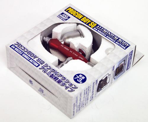 GSI Creos Mr.Hobby PS268AR Procon Boy SQ Light Aluminium Wine Red