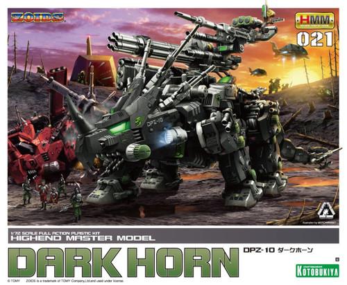 Kotobukiya ZD043 Zoids DPZ-10 Dark Horn 1/72 scale kit