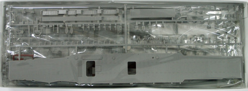 Fujimi SWM25 Aircraft Carrier CV-3 Saratoga 1/700 Scale Kit