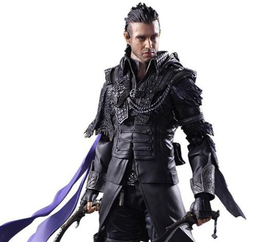 "Square Enix 328098 Kingsglaive Final Fantasy XV Play Arts KAI ""Nyx Ulric"" Action Figure"