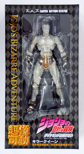 Medicos Jojo's Bizarre Adventure 4 16 Killer Queen Figure 4580122811457