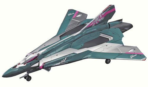 "Hasegawa Macross 65835 Sv-262Ba Draken 3 Bouge Herman ""Macross Delta"" 1/72 scale kit"