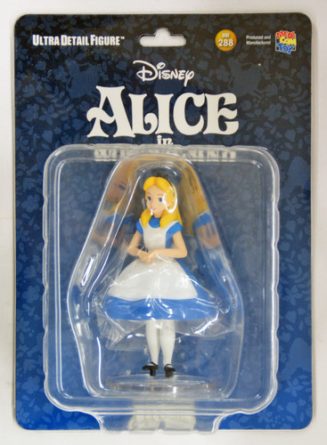 Medicom UDF-288 Ultra Detail Figure Alice in Wonderland Alice Normal Ver. Figure