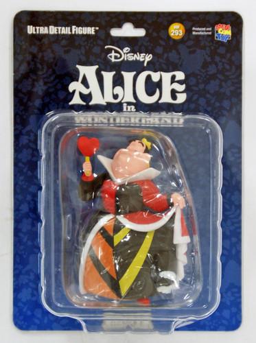 Medicom UDF-293 Ultra Detail Figure Alice in Wonderland Queen Of Hearts Figure
