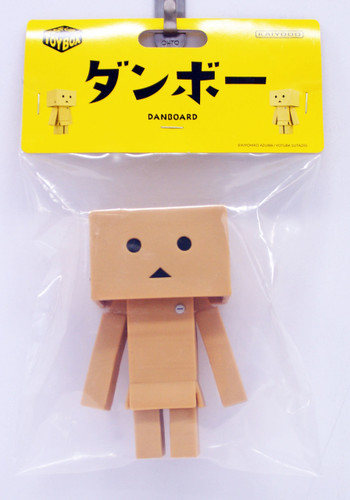Kaiyodo Soft Vinyl Toy Box STB002 Danboard Figure