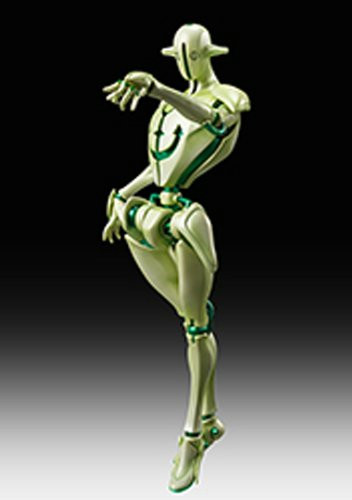 Medicos Statue Legend Jojo's Bizarre Adventure Jojolion Part 8 No. 40 Soft & Wet Figure
