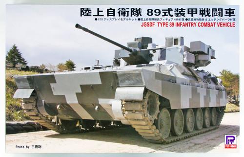 Pit-Road Skywave G-45 JGSDF Type 89 Infantry Combat Vehicle 1/35 scale kit