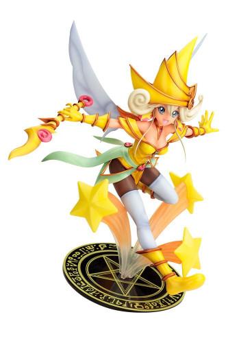Kotobukiya PP628 Yu-Gi-Oh! Lemon Magician Girl Movie Ver. 1/7 Scale Figure