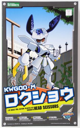 Kotobukiya KP201 Medabots KWG00-M Rokusho 1/6 Scale Plastic Model Kit