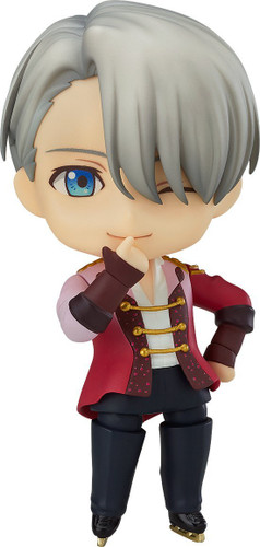 Good Smile Yuri!!! on ICE Nendoroid 741 Victor Nikiforov
