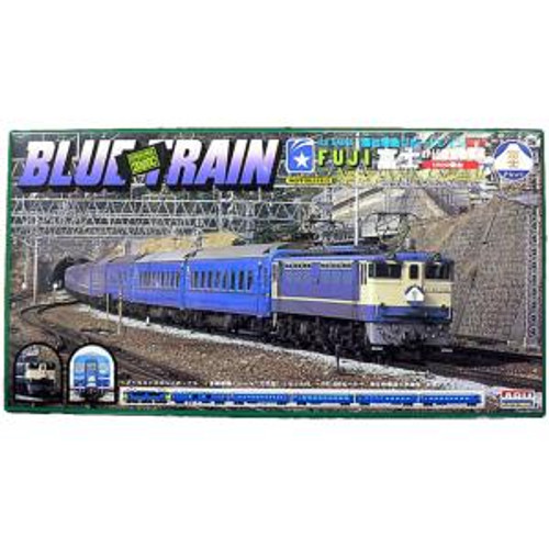 Arii 701829 Electric Locomotive EF65 Fuji 1/80 Scale Kit (Microace)