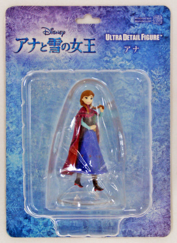 Medicom UDF-257 Ultra Detail Figure Disney Series 5 Anna (Frozen)