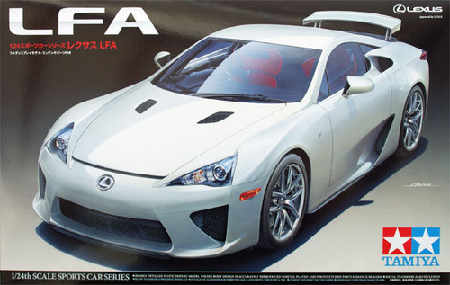 Tamiya 24319 Lexus LFA 1/24 Scale Kit