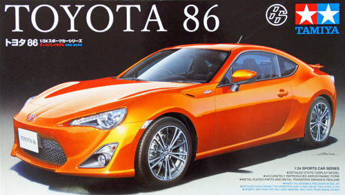 Tamiya 24323 Toyota 86 1/24 Scale Kit