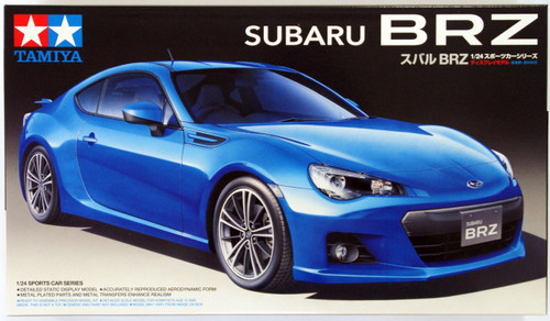 Tamiya 24324 Subaru BRZ 1/24 Scale Kit