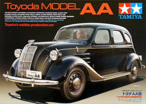 Tamiya 24339 Toyoda (Toyota) Model AA 1/24 Scale Kit