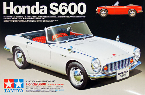 Tamiya 24340 Honda S600 1/24 Scale Kit
