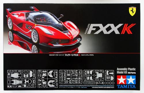 Tamiya 24343 Ferrari FXX K 1/24 Scale Kit