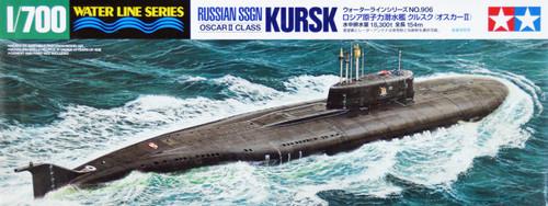 Tamiya 31906 Russian SSGN Kursk Oscar II Class 1/700 Scale Kit