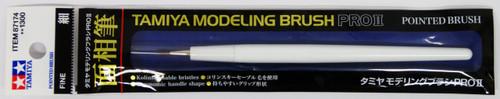 Tamiya 87174 Modeling Pointed Brush PRO II Fine