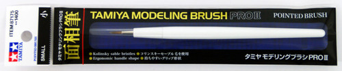 Tamiya 87175 Modeling Pointed Brush PRO II Small