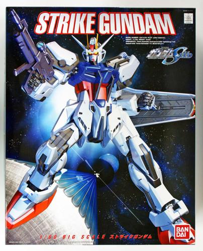 Bandai 142122 HG Gundam Seed STRIKE GUNDAM 1/60 scale kit